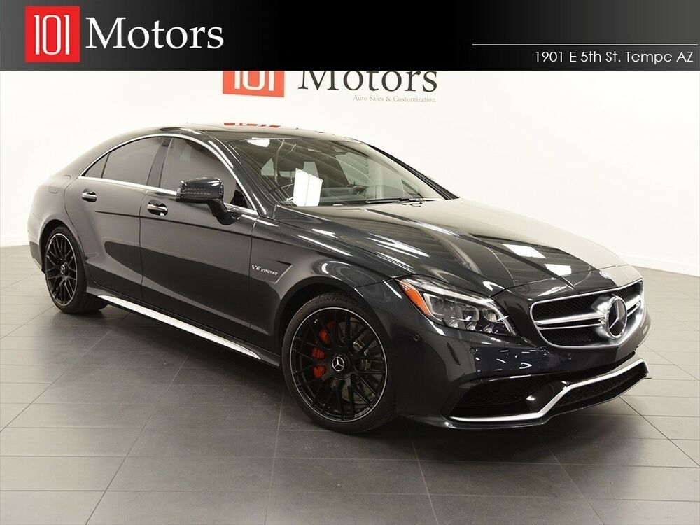 Ebay Advertisement 2015 Cls Class Cls 63 Amg S Model 2015