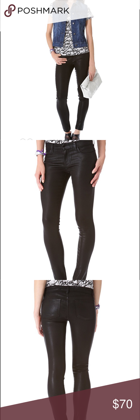 aaec026c71c7 NEW J Brand 620 Super Skinny Fearless Jeans Perfect going out jeans! Great  alternative to