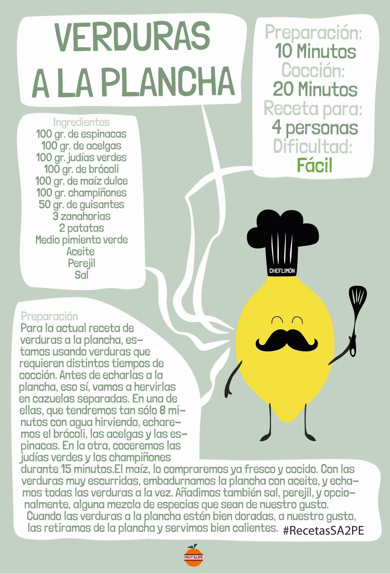 #RecetasSA2PE Chef Limón