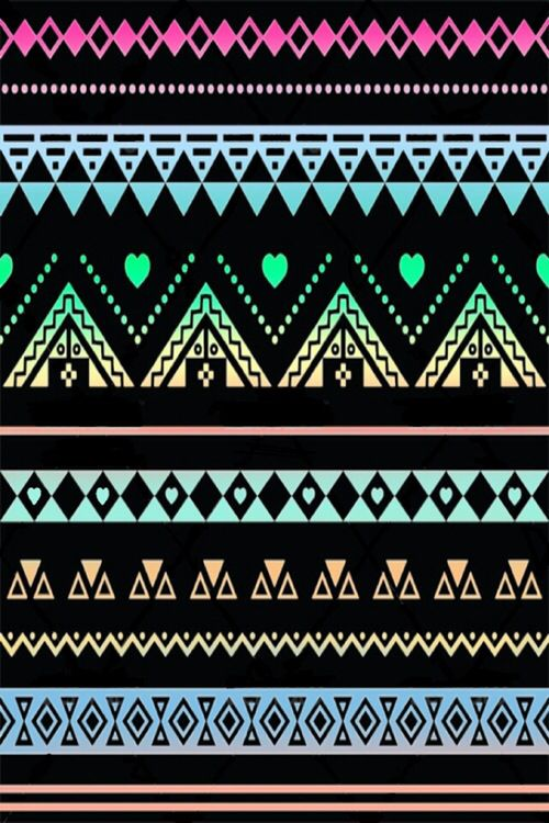 Cool Tribal Print Iphone Background Tribal Wallpaper