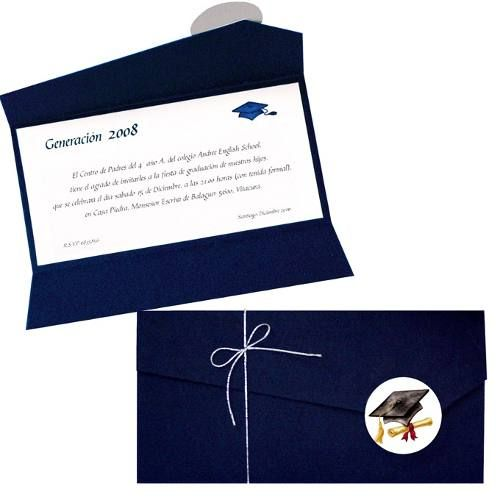 tarjetas de invitacin cumpleaos o graduacion s 5000 en