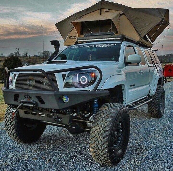 Leer Toyota Tacoma: Toyota Trucks, Toyota