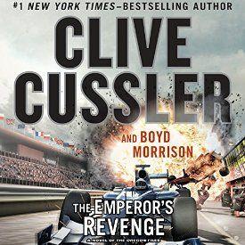 The Emperor S Revenge Clive Cussler Clive Cussler Books Revenge