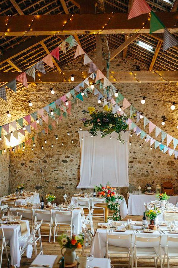A Real Homemade DIY Wedding Kim & Karen Blog Barn