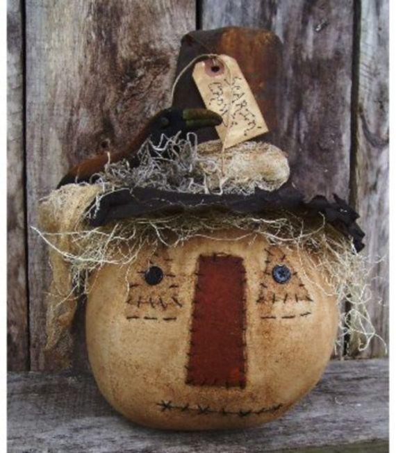 Best 25 Primitive Scarecrows Ideas On Pinterest