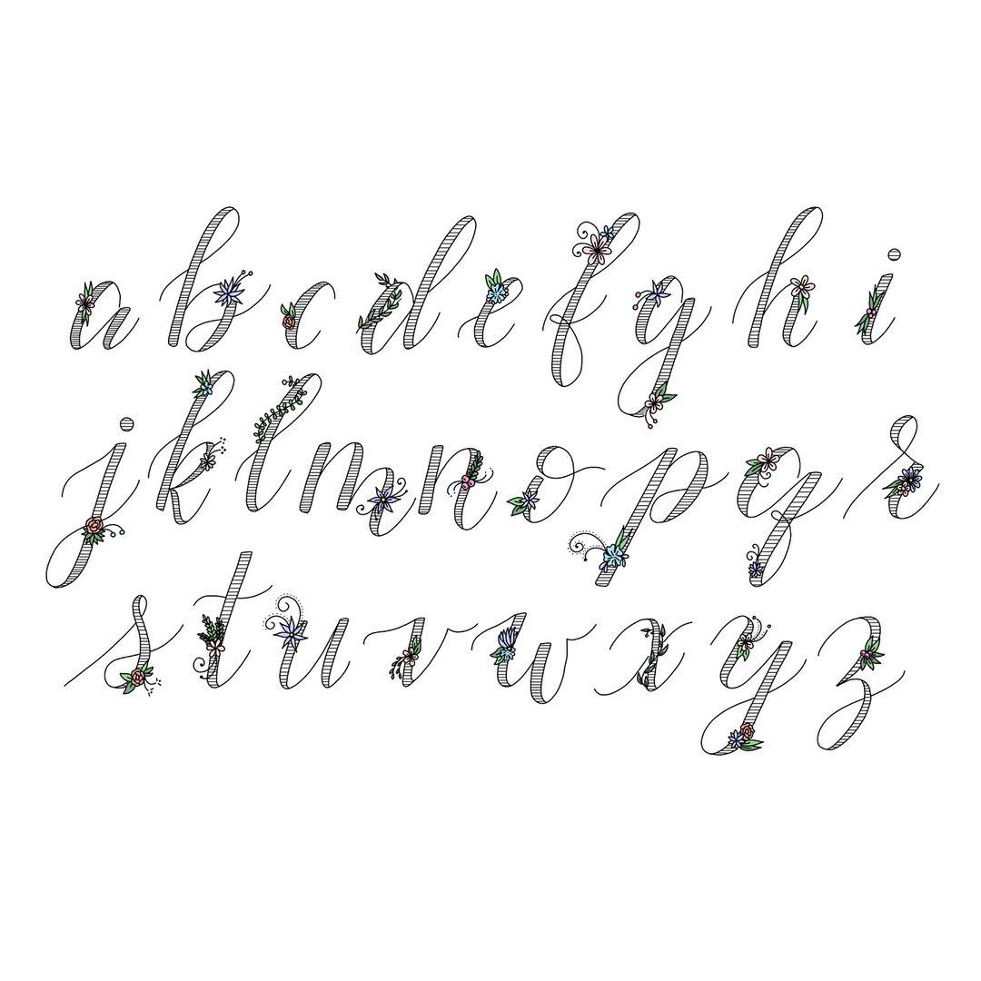 печи алфавит на английском красивым почерком картинки денёк