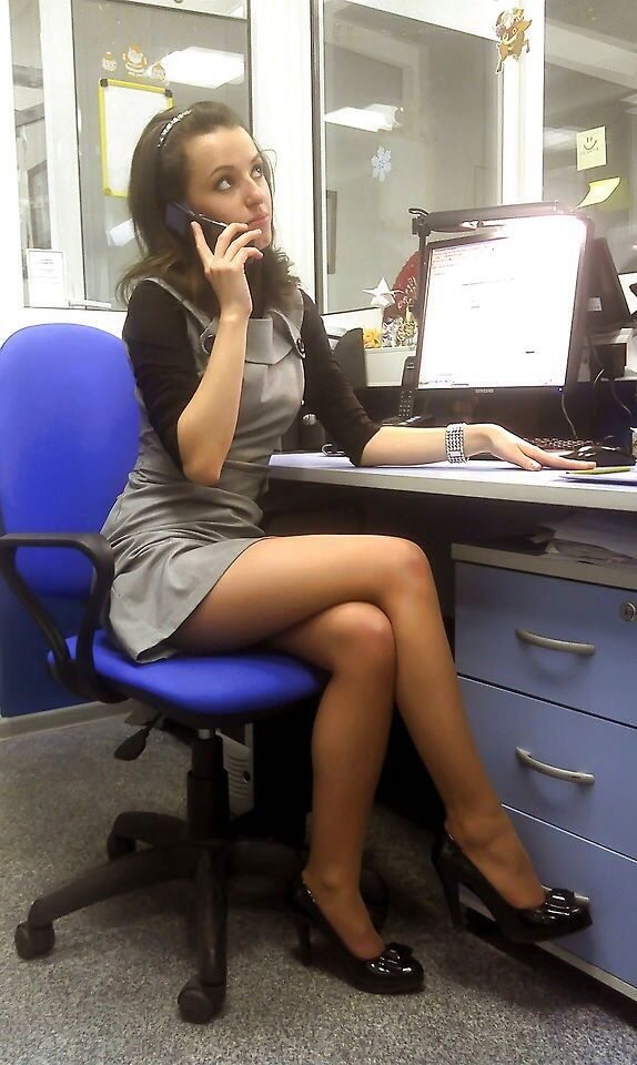 Great legs great legs pinterest legs sexy legs and tan pantyhose - Office girls in stockings ...