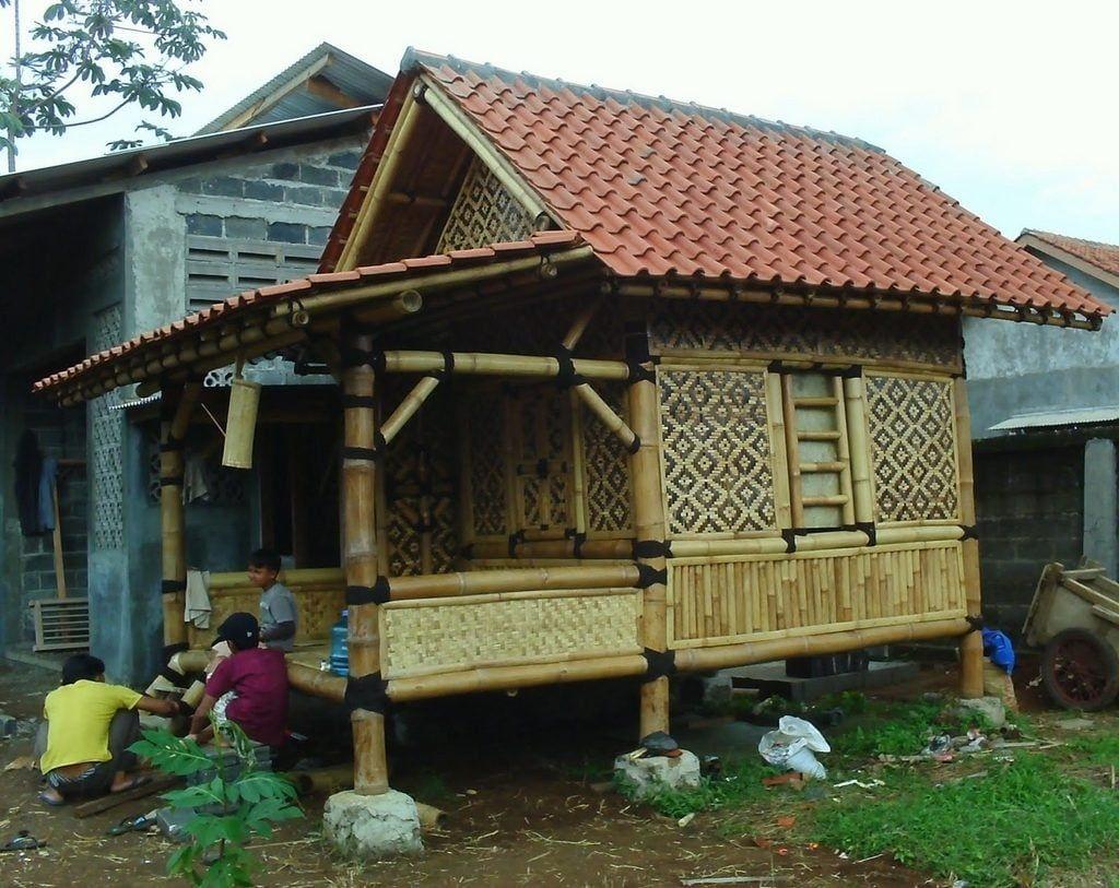 Desain Rumah Kayu Panggung Sederhana Cek Bahan Bangunan
