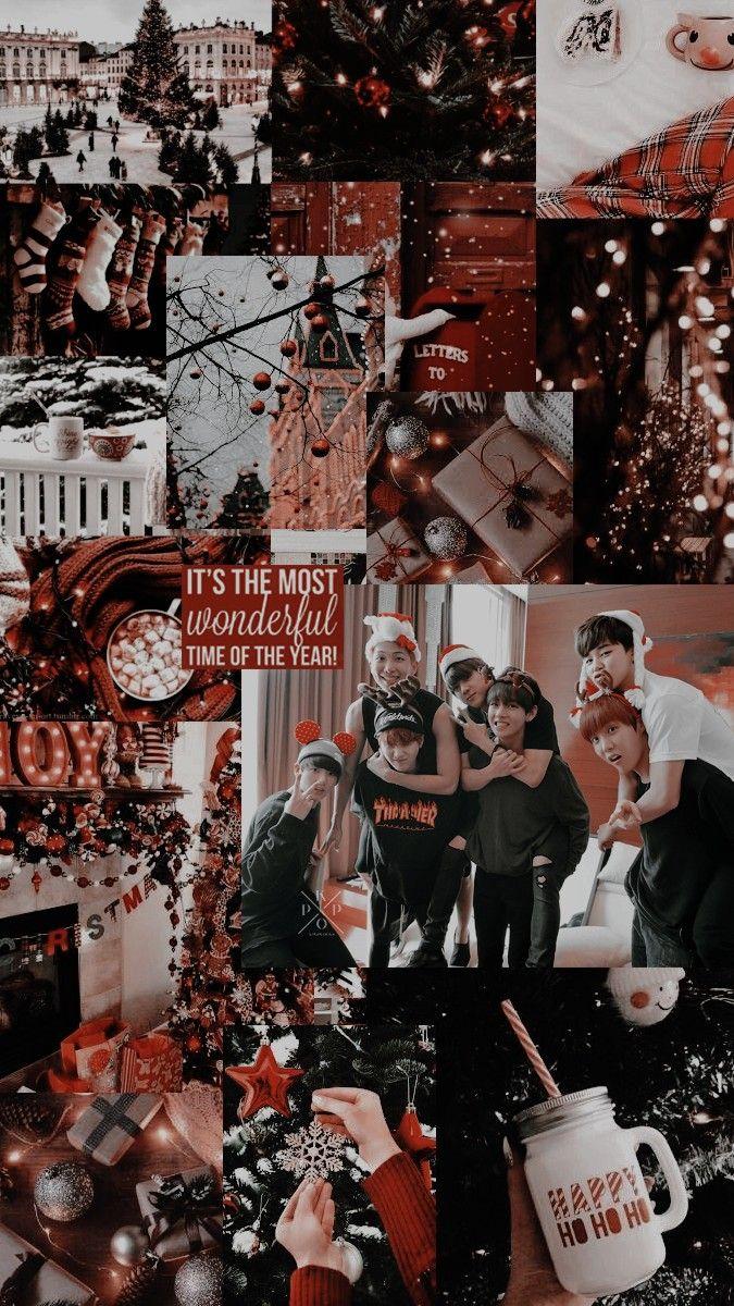 Kpop Locks Bts Laptop Wallpaper Bts Christmas Christmas Wallpaper Bts christmas wallpaper laptop