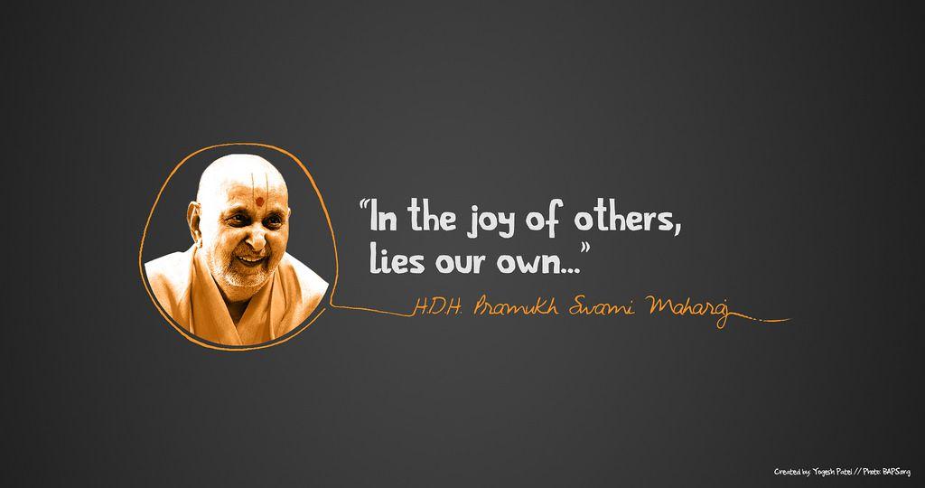 Pramukh Swami Maharaj Quotes P P Pramukh Swami In 2019 Quotes