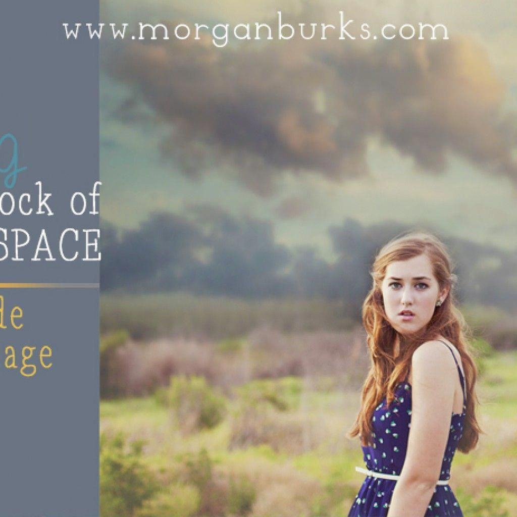 Learn how to create a believable blurry background in