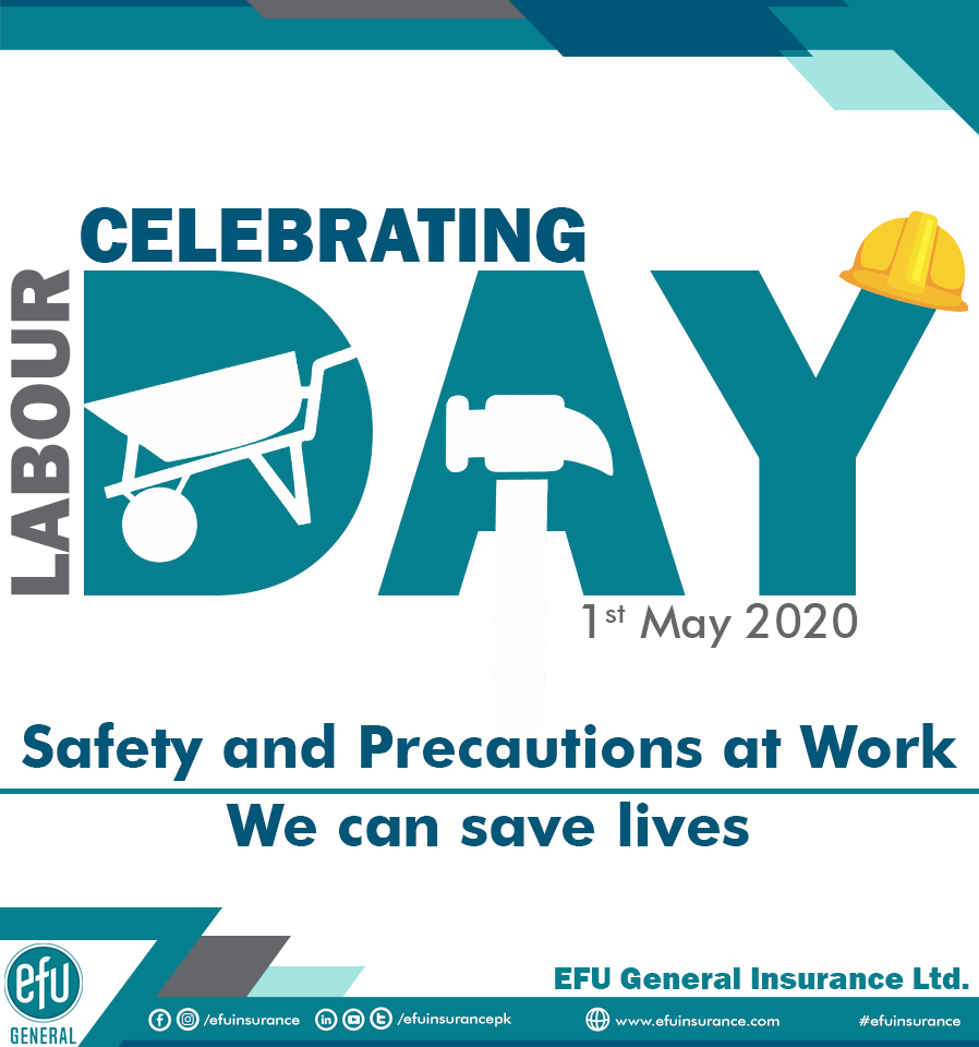 Celebrating Labour Day 1st May 2020 Safety And Precautions At Work