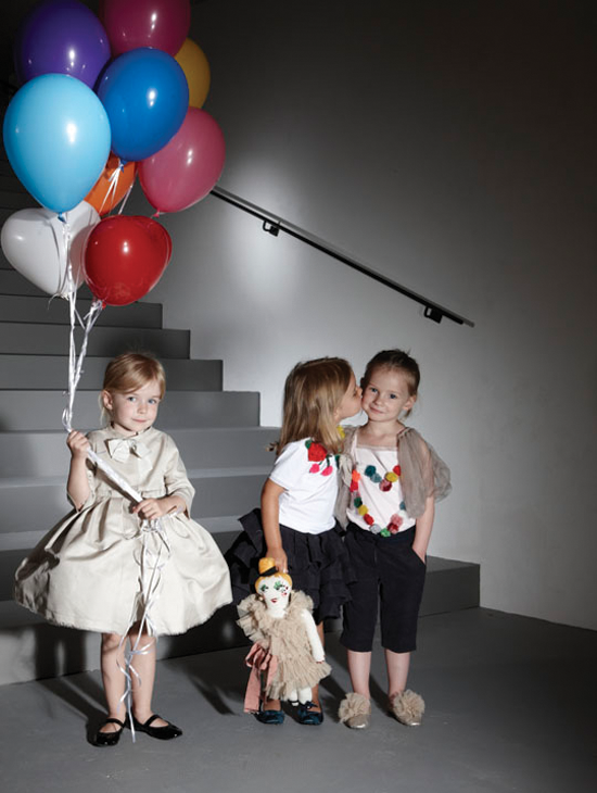"LANVIN KIDS!!!! As Rachel Zoe would say, ""I Die!"""