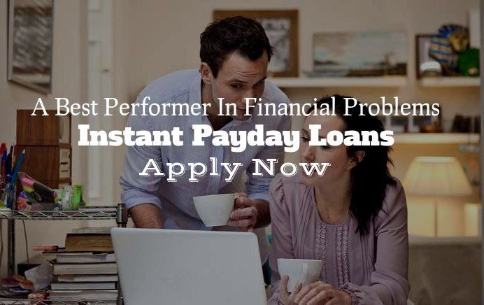 Instant Payday Loans Performs Better In Financial