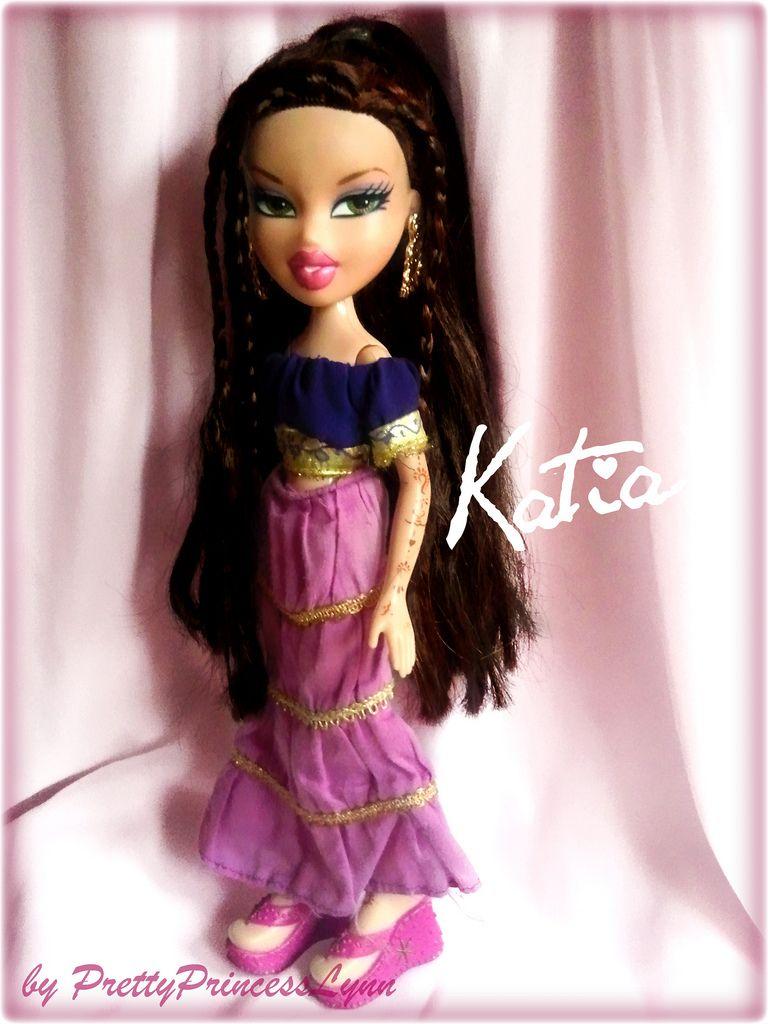 Bratz genie magic katia 1 dolls monster high and