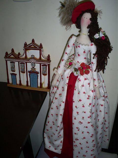 The SweetArt: SEGUNDA GALERIA TILDA - Apresentacao
