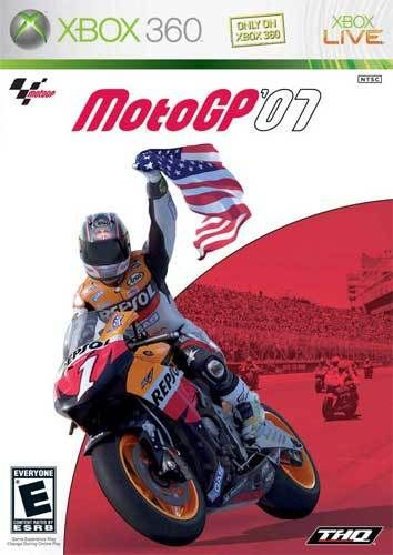 Moto Gp 07 Xbox 360 Game