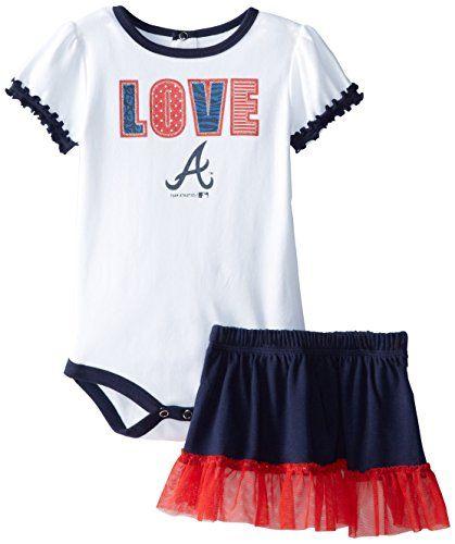 Atlanta Braves Cheerleader Costume