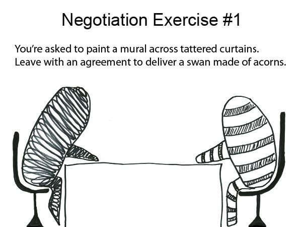 Negotiating to Win-Win: some of the pitfalls.