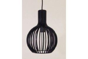 FIORENTINO GUARIN-30 1 Light Black pendant