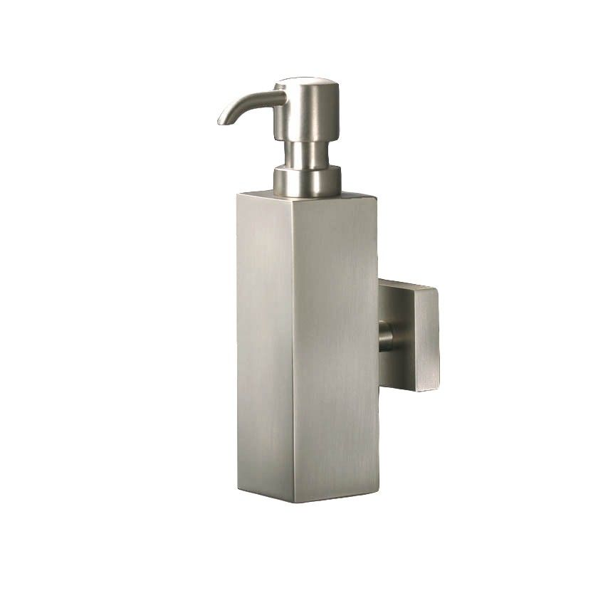 Harmony 419 Wall Mount Soap Dispenser In Chrome Or Nickel Satin