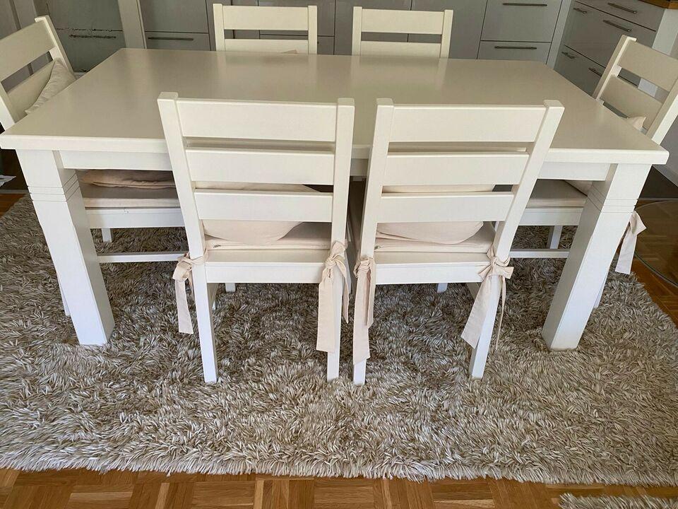 Exklusiver Esstisch Mit 6 Stuhlen Landhausstil Top Zustand In Bayern Hettstadt Ebay Kleinanzeigen In 2020 Gebrauchte Mobel Esstisch Mit 6 Stuhlen Esstisch