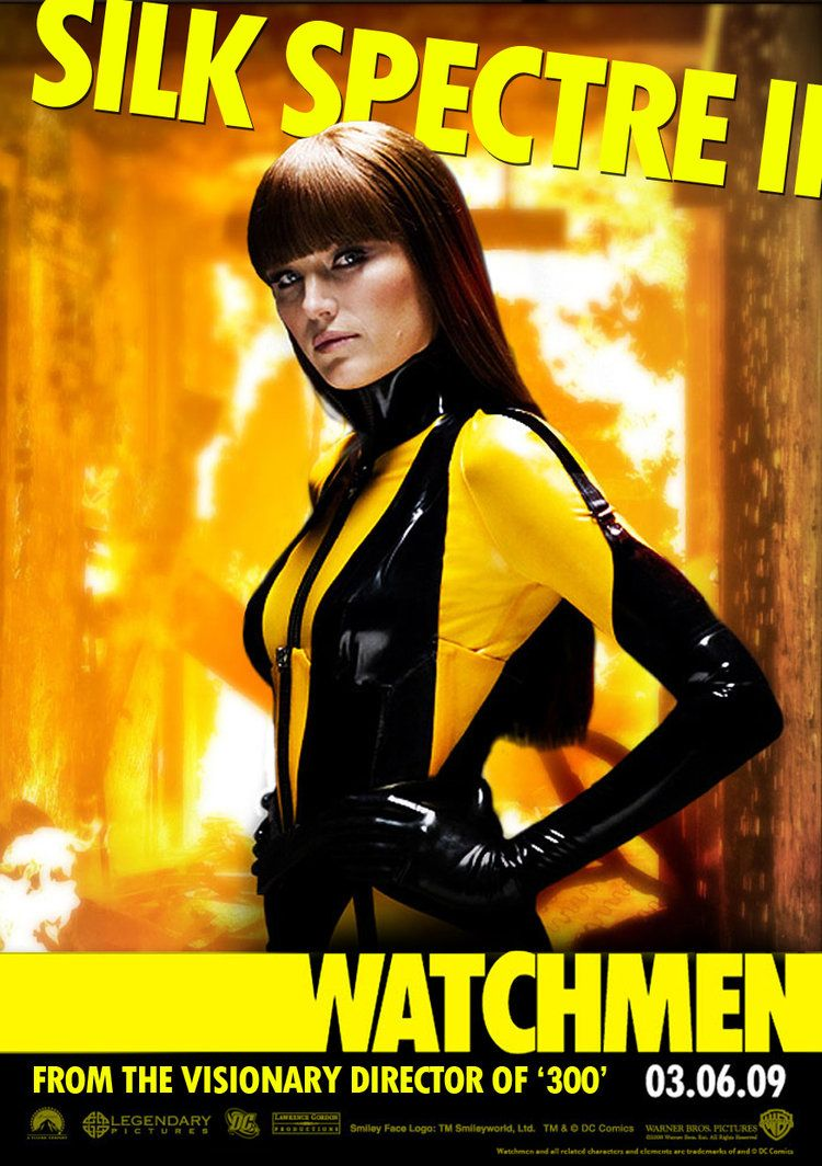 silk spectre poster   Movies IMDB   Silk spectre, Female ... Watchmen Characters Silk Spectre