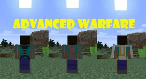Download Advanced Warfare Mod for Minecraft   Advanced