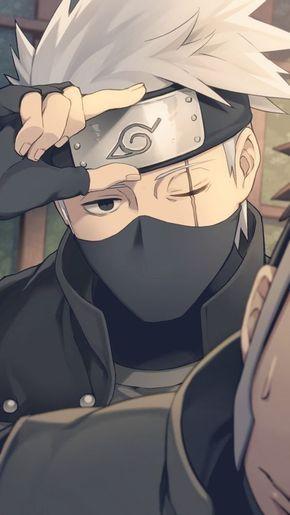 Papel De Parede Do Kakashi Hatake Para Celular Anime Naruto Naruto Shippuden Anime