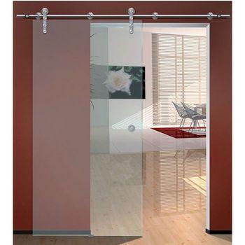 Hafele Sliding Door Hardware Flatec Iv Sliding Door Hardware Set For Glass Doors With Hollow Stainle Glass Doors Interior Sliding Door Hardware Sliding Doors