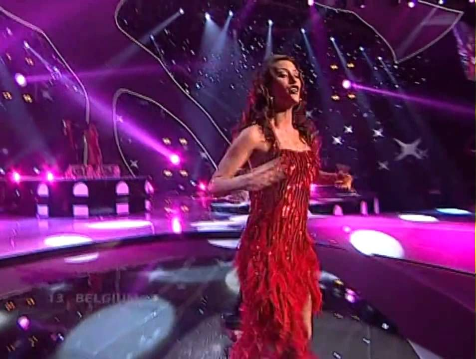 "13) BELGIUM ""1 Life"" Xandee [Eurovision 2004: Grand Final]"