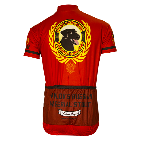 Lucky Labrador Imperial Stout Cycling Jersey - FREE Shipping on great cycling  jerseys at cyclegarb.com d75710010