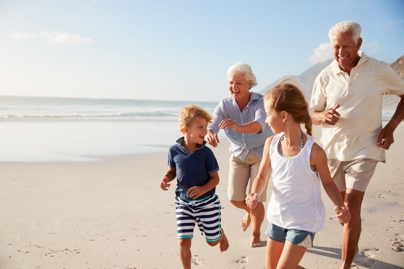 What are the top activities to do with grandchildren