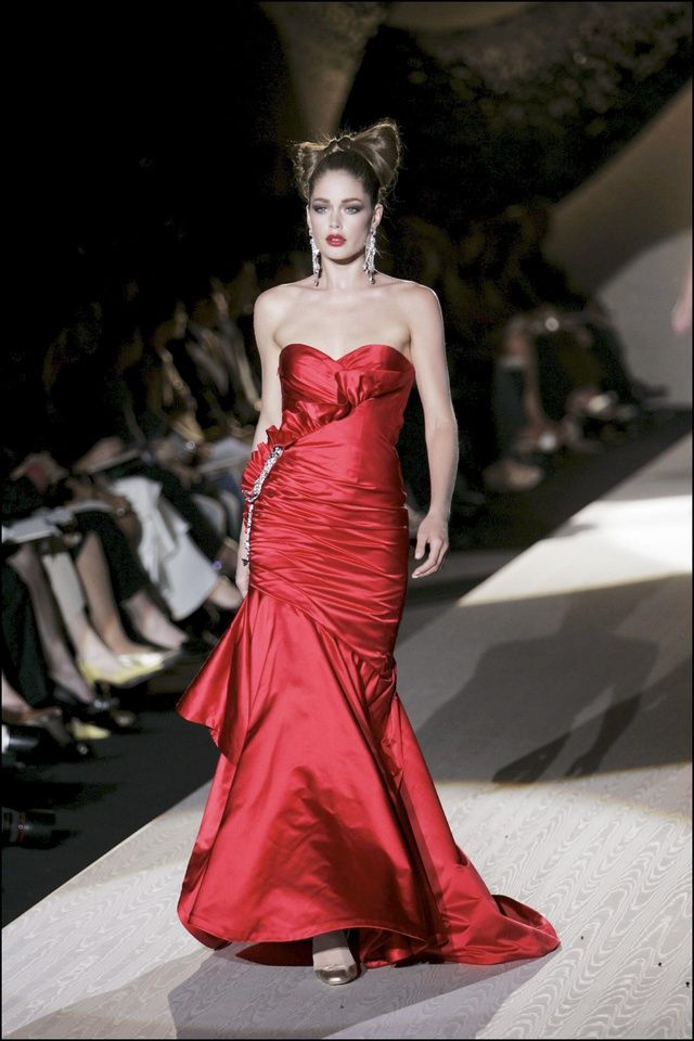 Valentino S Most Beautiful Red Dresses