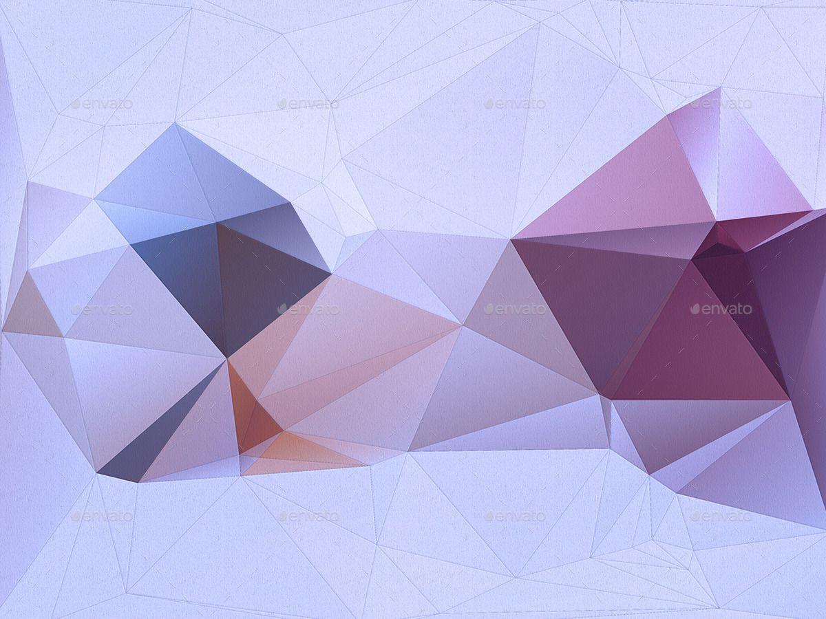 Minimalist Polygonal Backgrounds | Polygon, Background