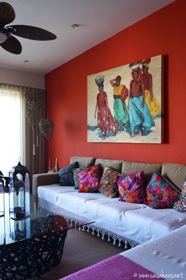 Quedamos en un hotel my interior design colores de for Decoracion de interiores estilo mexicano