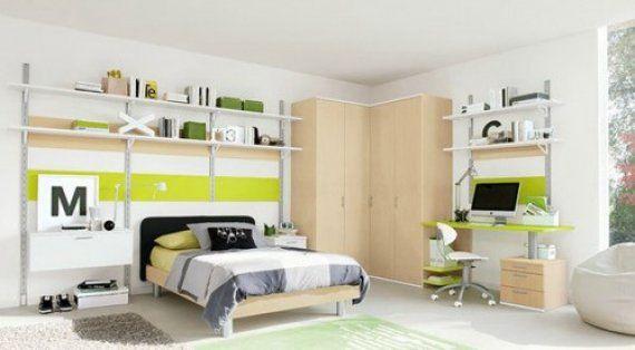38 Inspirational Teenage Boys Bedroom Paint Ideas 33 Kids bedroom