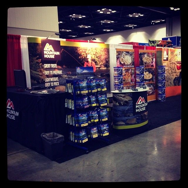 """""""Come to booth 3014 #justaddwater #NRA2014 #Indiana"""""""