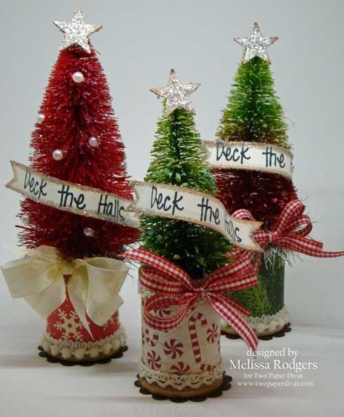 Deck the Halls by TwoPaperDivas - Cards and Paper Crafts at Splitcoaststampers