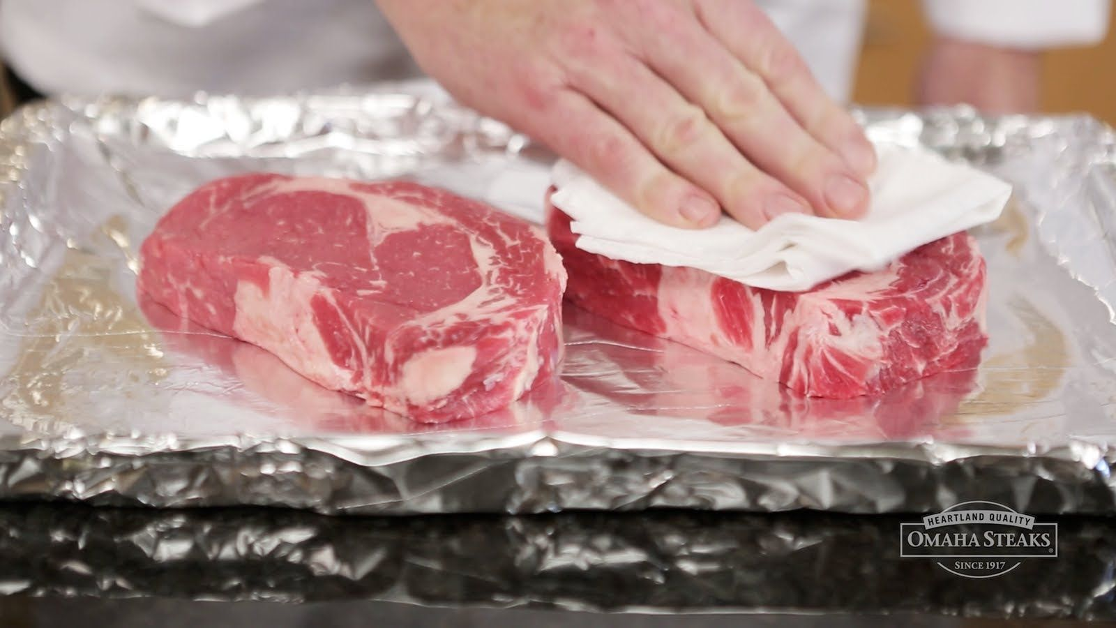 Omaha Steaks Executive Chef Karl Marsh Shows You How To Utilize Your