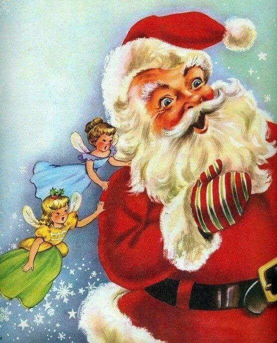 Pin von Nicole Specht auf ~ ❤ Christmas Vintage II ...