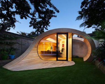 Charmant A Manufacturer Offers A Prefabricated DIY Eco Hobbit House Kit Reinforced  Fiber That Is Easy To