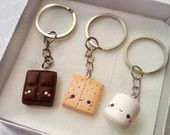 Photo of Handgemachte Polymer Clay Charms als Schmuck und Accessoires Tür ClayCreationsForEver