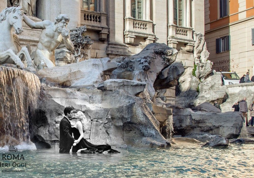 """Marcello e Anita"" - http://bit.ly/1g8DoTX"