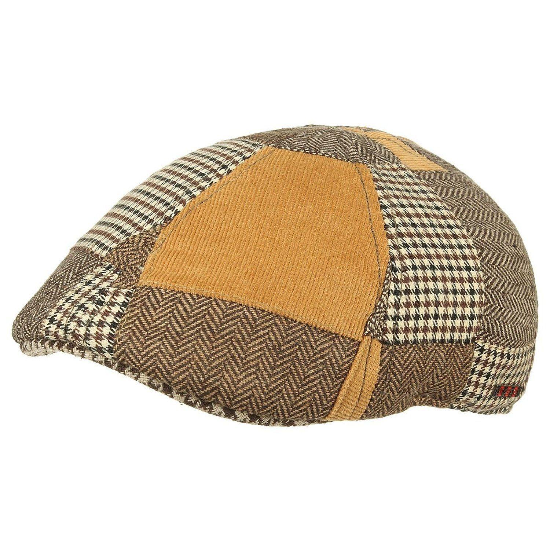 Texas Patchwork Gatsby Cap Stetson flat cap flat cap  Amazon.co.uk  Clothing 85910ef190a