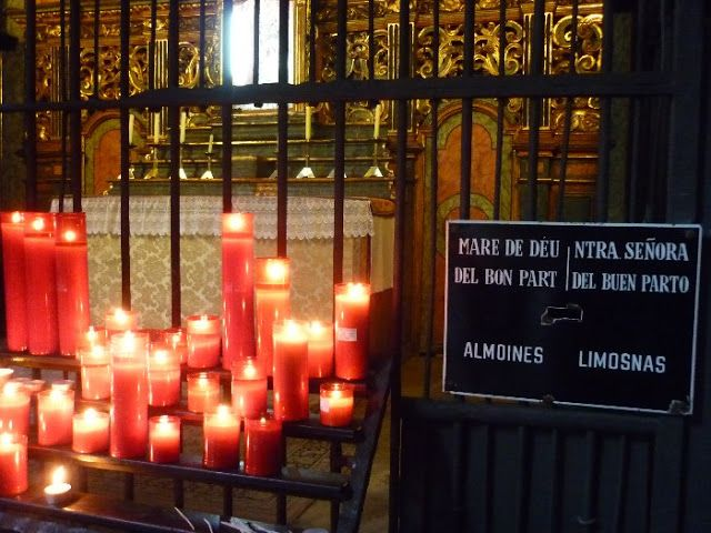 il centro di Barcellona, la cattedrale