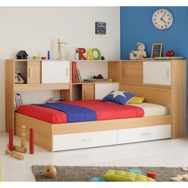Parisot Snoop Bedroom Furniture Set Love Your Kids Pinterest - Parisot bedroom furniture