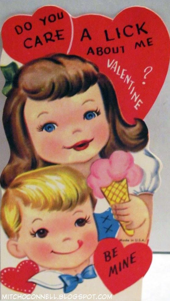 Just in time to send to your Valentine sweetheart a huge – Huge Valentine Cards