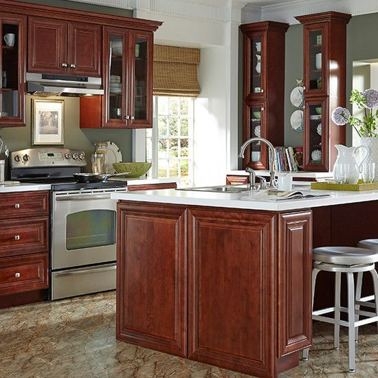 Pin by Tan Builders on KITCHEN Ideas   Cabinets to go ...