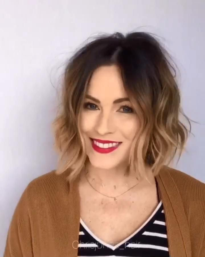 30 Trendy Short Layered Bob Hairstyles For 2020